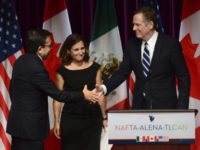 Curtis Ellis on Fixing NAFTA: Mexico Realizes 'They Have More to Lose than the United States'