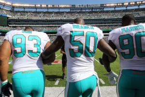 Lawrence Timmons: Miami Dolphins reinstate suspended linebacker