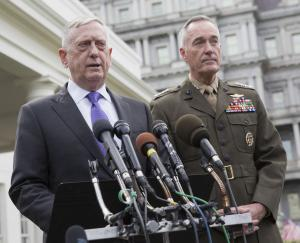 Poll: Defense chief James Mattis most popular in Trump Cabinet