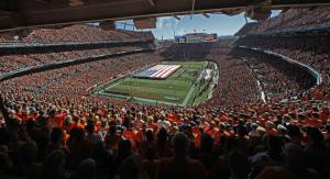 Denver Broncos will stand for national anthem on Sunday
