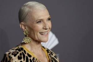 69-year-old Maye Musk named newest CoverGirl model