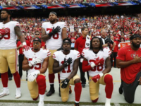 NFL Broadcasters Ignore Anthem Protests as Ratings Crater