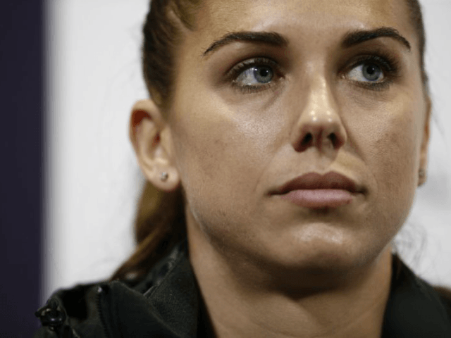AP Alex Morgan