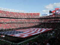 NFL Teams Play Before Empty Stadiums As Fan Backlash Spreads