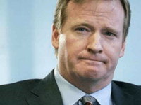 Good: Anthem Controversy Delaying Roger Goodell's New Contract