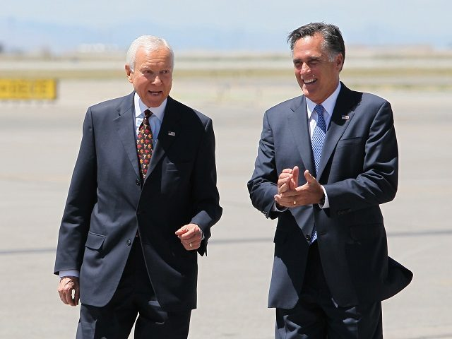 Sen. Orrin Hatch Announces Retirement
