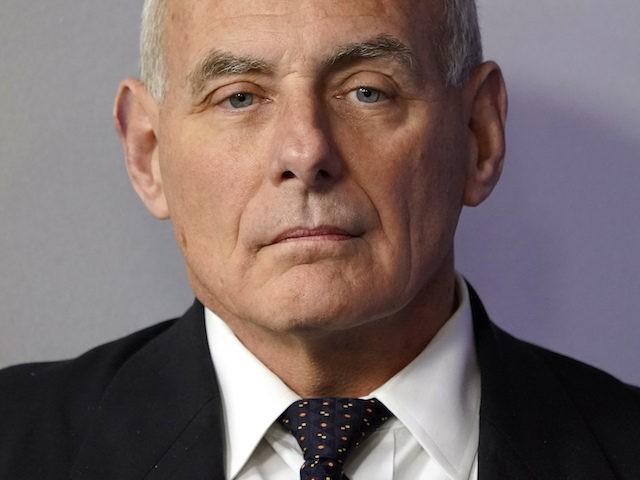 Gen. John Kelly (AP Photo/Pablo Martinez Monsivais)
