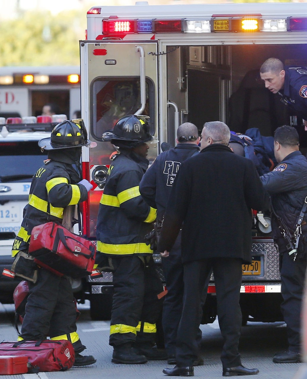 Eight Dead After Truck Driver Runs Down Pedestrians In NYC