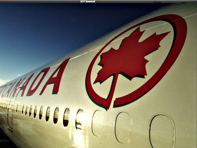 Air Canada (Ramiel Migue / Flickr / CC / Cropped)