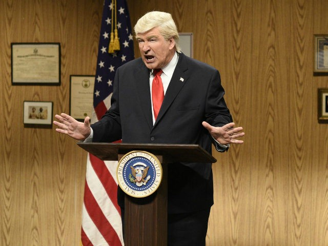 snl latest trump