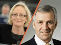 Julie Girling (MEP) and Richard Ashworth (MEP)