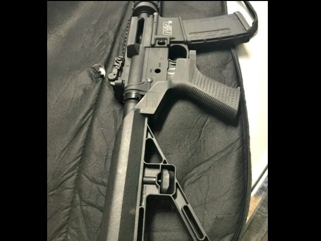 Belt Loop Bump Stock AWR Hawkins