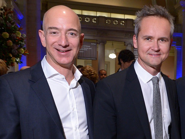 Amazon Studios Chief Accused of Sexually Propositioning Producer