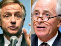 Bill Haslam Getty Bob Corker