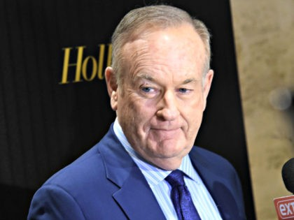 : Television host Bill O'Reilly attends the Hollywood Reporter's 2016 35 Most Powerful People in Media at Four Seasons Restaurant on April 6, 2016 in New York City. (Photo by Ilya S. Savenok/Getty Images)