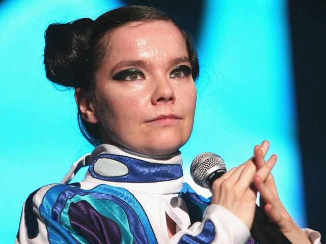Bjork performs on stage at 'Live 8 Japan' at Makuhari Messe on July 2, 2005 in Chiba, east of Tokyo, Japan. The free concert is one of ten simultaneous international gigs including Philadelphia, Berlin, Rome, Paris, Barrie, London, Cornwall, Moscow and Johannesburg. The concerts precede the G8 summit (July 6-8) …