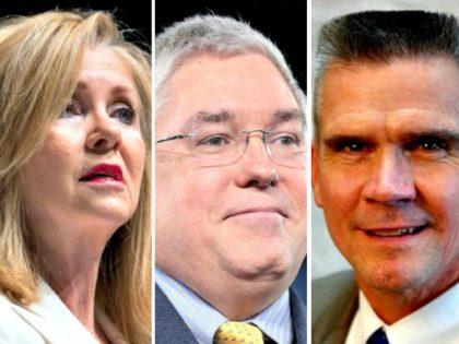 Blackburn, Morrissey, Rosendale