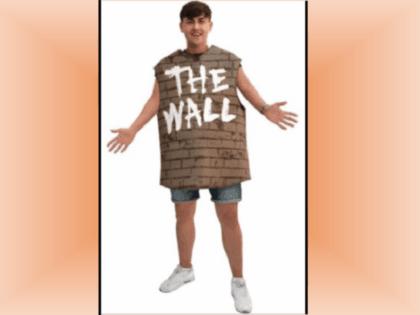 Border Wall Costume