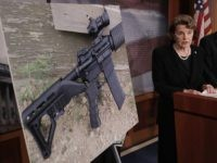 Bump stock Dianne Feinstein (Chip Somodevila / Getty)