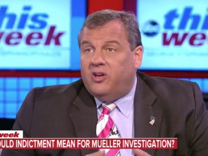 """Sunday on ABC's """"This Week,"""" while discussing a potential indictment …"""