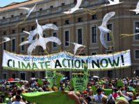 Climate Action Now! AFP PhotoGabriel Bouys
