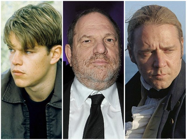 Hollywood dinosaur Harvey Weinstein fired amidst sexual assault allegations