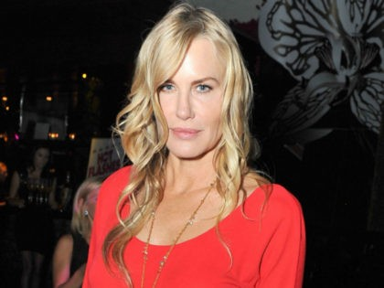 Actress Daryl Hannah attends the premiere after party of 'The Hot Flashes' at Lure Nightclub Hollywood on June 27, 2013 in Hollywood, California. (Photo by Angela Weiss/Getty Images)