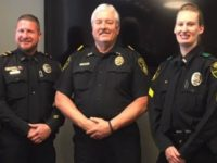 Denison Police Chief and Officers