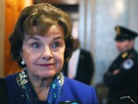 Report: Diane Feinstein's Immigration Bill Would Prevent Almost Every Federal Arrest