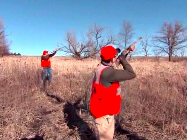 Donald Trump Jr. Pheasant Hunting CNN