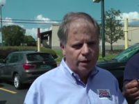 Doug Jones: With Exception of College Football, There's Hesitancy to Say 'I'm From Alabama'