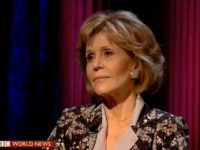 Jane Fonda on If She Is 'Proud of America Today': 'No!'