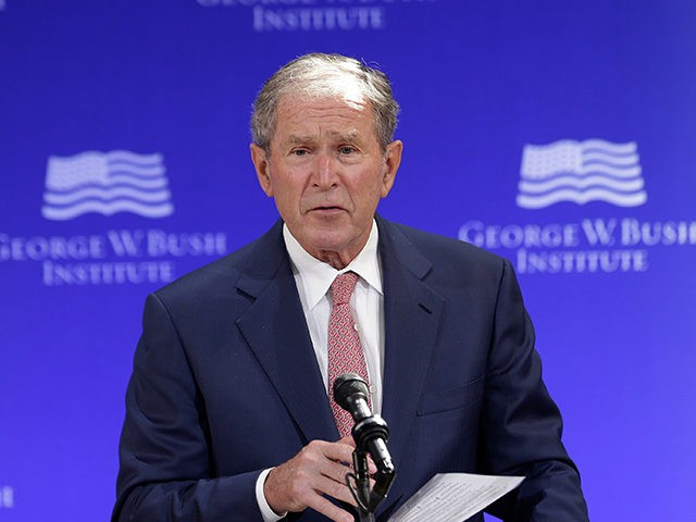 White House Criticizes Bushes for Iraq War After 'Blowhard' Dig