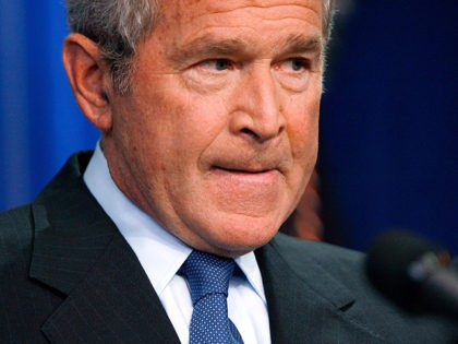 George W. Bush Digs up 'Any Willing Worker' Cheap Labor Plan