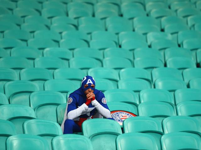 Getty Images Soccer Fan