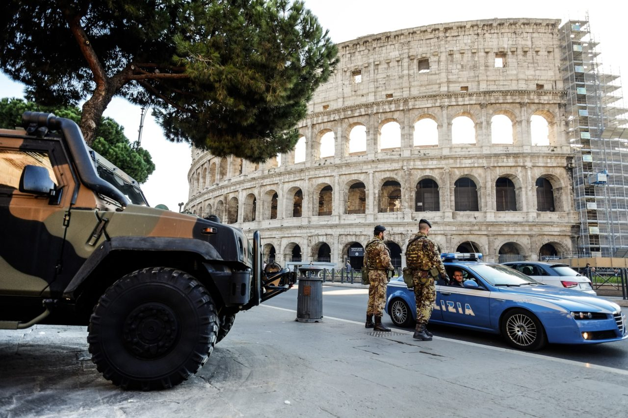 italy terror (ansa) - rome, march 22 - italian intelligence sources said in the wake of tuesda's terror attacks in brussels that the risk of such attacks in italy remains high although there are no signs of an imminent action they added the deadly attacks in belgium came as no surprise, given that intelligence.