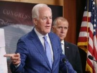 Politico: John Cornyn Willing to Find 'Common Ground' on Gun Control