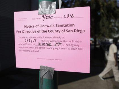 Hepatitis San Diego (Gregory Bull / Associated Press)