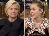 HillaryMileyTonight