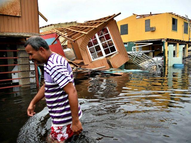 Hurricane Maria HECTOR RETAMALAFPGetty Images