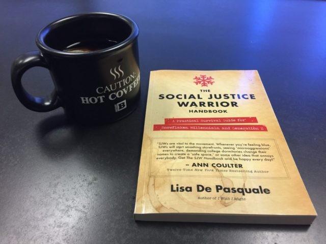 Social Justice Warrior (Joel Pollak / Breitbart News)