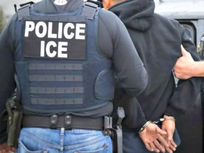 Illegal Alien Arrest Charles Reed U.S. Immigration and Customs Enforcement