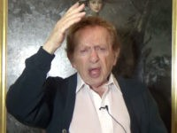 Jackie Mason Blasts Hollywood's 'Phony F*cks': All Weinstein Did Was 'Imitate Bill Clinton' (Exclusive)