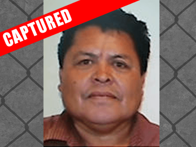 Officers From US Immigration And Customs Enforcement ICE Arrested An Alien Sex Offender The Criminal Is On Top 10 Most Wanted List
