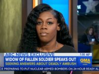Myeshia Johnson: Wilson's Account of Call Is '100% Correct'