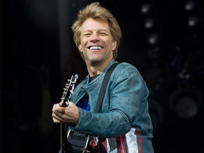 Jon Bon Jovi Hitting the Campaign Trail with Joe Biden in Battleground Pennsylvania