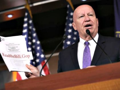 Kevin Brady, Tax Reform Win McNameeGetty Images