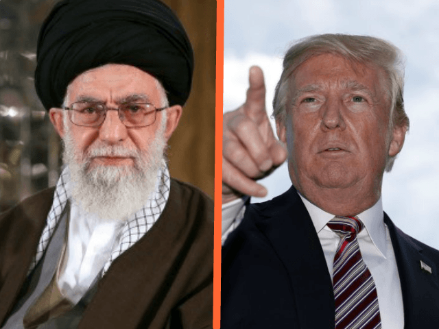 Why did President Trump choose November  4 date against Iran?
