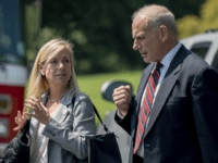 Report: Kirstjen Nielsen, John Kelly Allegedly 'Joked' Trump's Border Wall Will Never Be Built