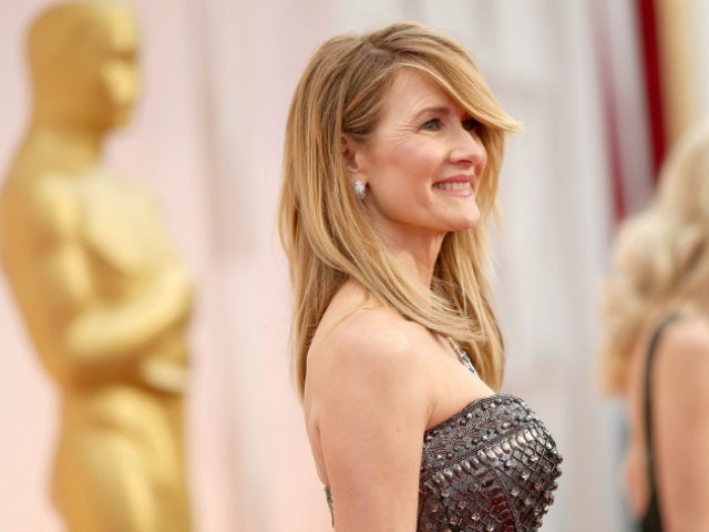 Actress Laura Dern attends the 87th Annual Academy Awards at Hollywood & Highland Center on February 22, 2015 in Hollywood, California. (Photo by Christopher Polk/Getty Images)